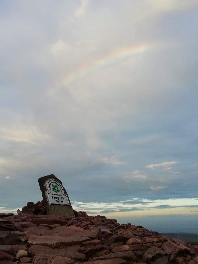 Penyfan rainbow